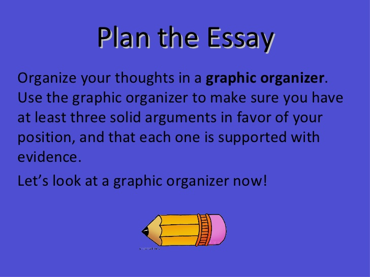 Writing a good college admissions essay lesson plans