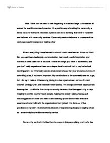 Essay On Business Ethics  High School Essay Sample also Proposal Essay Topic Ideas Essay Community Service How To Write A Thesis Paragraph For An Essay